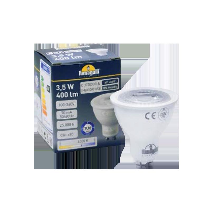 3 Wrefacción 4K 5 GU10 Zeraus LED lámpara IluminaciónH LED dxotrshQCB